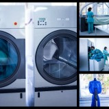 Company – Laundry and sterilization of instruments