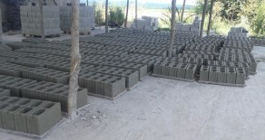 Production of concrete products