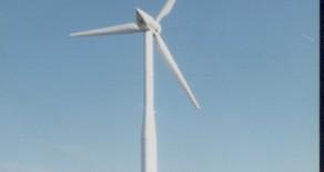 Wind Park – energy production
