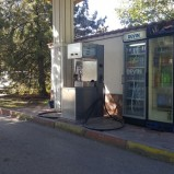 Running Gas Station